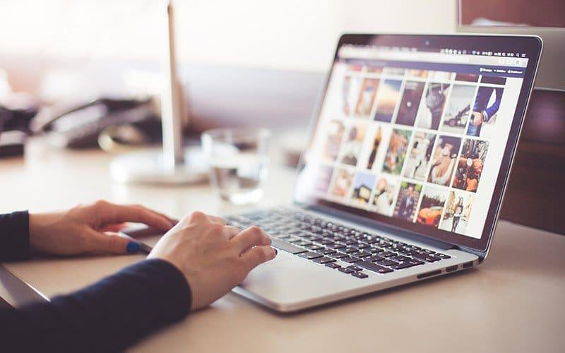 redes sociais na advocacia